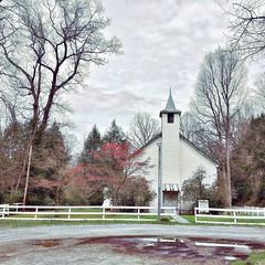 Hipstamatic Church (RansomedNBlood) Tags: hipstamatic westvirginia wv paintcreek church