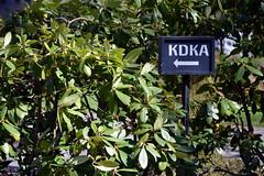 KDKA Sign, Pittsburgh, April 2017 (evz922) Tags: kdka tv station broadcast downtown pittsburgh pennsylvania directional