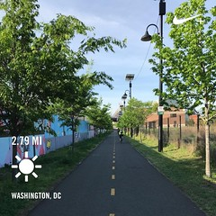 #activetransportation #trynometrotuesday #DC #instaDC #metbranch @NoMaBID