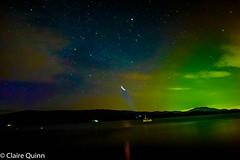 luss-10 (Claire Quinn) Tags: luss northernlights aurora lochlomond