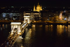 Budapest, Hungary (Dmytryi M.) Tags: budapest hun hungary light flickr lights lines night landscape beautiful wow world awesone water