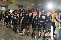 2016-06-05 Whitewood Block Party Game 6_017 (Mike Trottier) Tags: blockparty canada derby killabees miketrottier miketrottierrollerderbyphotography rollerderby srdl saskatchewan saskatoon saskatoonrollerderbyleague straightjackets srdlsaskatoonrollerderbyleague whitewood can