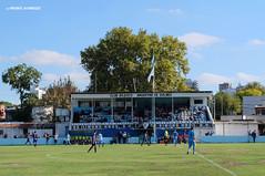 Argentino de Quilmes vs. Justo José de Urquiza 0:0 (Grober Schnitzer) Tags: ground groundhopping futbol fussball quilmes cancha estadio tribüne platea primeracmetropolitana losmates stadion