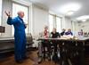 Astronaut Jeff Williams at National Park Service (NHQ201703230012) (NASA HQ PHOTO) Tags: washington usa usdepartmentoftheinterior nationalparkservicenps dc expedition48 jeffwilliams nasa aubreygemignani