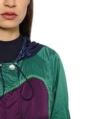 Ultra thin Nylon Raincoat (betrenchcoated) Tags: raincoat regenmantel regenjacke nylon beautifulgirl colourful