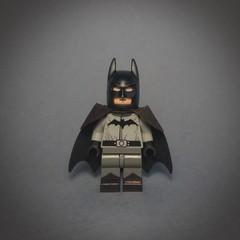 Gaslight Batman (Vladislav Pavlovich) Tags: lego custom minifigure batman gaslight gotham dc