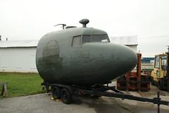 C-47 Cockpit, Army Air Field Museum Millville NJ (kitmasterbloke) Tags: kmiv millville nj usa newjersey aircraft outdoor aviation