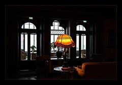 The Palace! (Jorge Cardim) Tags: palácio palace cidadela cascais portugal decoração decor candeeiro cor luz janela window