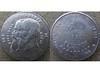 Bolivia 1865 quarter mel