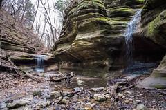 Matthissen State Park, IL, USA (Bhappi17) Tags: dayhike hiking matthissenstatepark springbreak2017