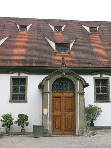 Abbaye Sankt Mang