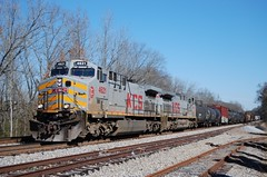 KCS AC4400CW 4621-339 (southernrailway7000) Tags: norfolksouthernrailroad kcsac4400cw4621