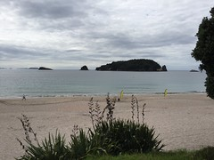 Hahei Beach (eyair) Tags: ashmashashmash nz newzealand coromandel beach haheibeach
