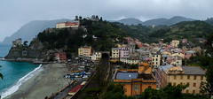 Cinque Terre 26Mar2017 6 (Helen Mulvey) Tags: italy dublinphotographyschool italianjob travel tdactive monterosso holiday cinqueterre landscape panorama