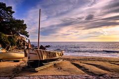Sa Caleta - Lloret de Mar-002 (Juan López fotografía) Tags: cataluña catalunya españa spain girona gerona lloretdemar playa cala sacaleta
