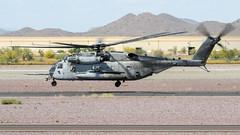 USMC Sikorsky CH-53E Super Stallion 162006 (ChrisK48) Tags: 47 sikorskych53e aircraft mcasmiramar usmc162006 yn flyingtigers helicopter phoenixaz hmh361 kdvt marines dvt superstallion phoenixdeervalleyairport