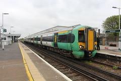 377435 (matty10120) Tags: barnham railway station southern class rail train transport travel england south 377