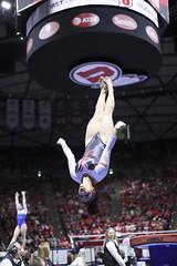 gymnastics002 (Ayers Photo) Tags: sports canon utahutes utah utes red redrocks gymnastics barefoot bare foot feet toes toe barefeet woman women