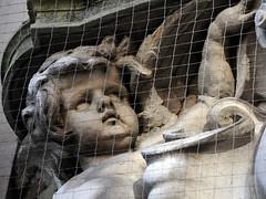 London Street, Norwich, Norfolk (mira66) Tags: gwuk sculpture cherub bank norwich norfolk