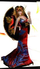 ChinesePrincess_TerraMerhyem_2017_02 (TerraMerhyem) Tags: terramerhyem merhyem chinoise chinese princesse princess red rouge femme woman girl sexy mannequin model topmodel carnaval carnival belle beauté beauty jeune young déguisement costume mandarin traditionnelle jolie cute mignonne