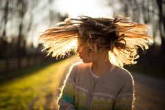 90  365 (trois petits oiseaux) Tags: 365 hair sunlight freelensed kids childhood light
