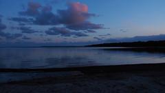 Before the swim season! (mpersson60) Tags: sverige sweden gotland fårösund hav sea moln clouds sunset solnedgång