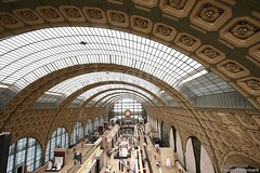 20170407_orsay_grande_galerie_955r5 (isogood) Tags: orsay orsaymuseum paris france art sculpture statues decor station artists