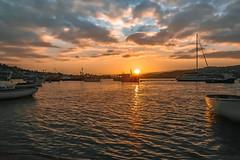 Devon's golden hour (the tamron tog) Tags: teignmouth devon gem sunset boats warter estuary gold canon 1635mmf28