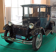 Detroit Electric (Schwanzus_Longus) Tags: 97 america american blue brougham car classic coupe detroit electric german germany melle model power powered us usa vehicle vintage old auto fahrzeug techno classica essen