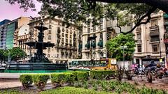 Fuentes de Buenos Aires (Miradortigre) Tags: buenosaires argentina ciudad calle street city cite urban life vida