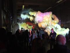 Ghostbeast by New York-based artist Shoplifter. (Rick Stein) Tags: 2016 dayfornightfestival festival dfn