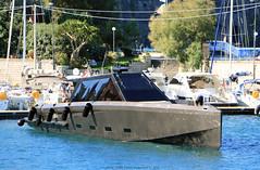 Sorrento Harbour , Italy (Rick & Bart) Tags: italy europe city sorrento landscape rickvink rickbart canon eos70d gulfofnaples italia yacht boat transport harbour bayofnaples