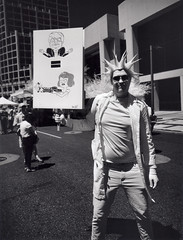 March for Science / Earth Day March, no. 6 (GC_Dean) Tags: people protesters protest protestmarch protestsign sign building buildings shadows pride power solidarity downtown structure pointofview space street resist resistance earthdaymarch earthdaymarchapril222017 marchforscience marchforscienceapril222017 infrared film infraredfilm rolleiir400 rodinal1100 standdevelopment filmdevorgrecipe9634 filmdev:recipe=9634 film:brand=rollei film:name=rolleiinfraredir400 film:iso=400 developer:brand=agfa developer:name=agfarodinal
