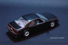 '91 Thunderbird SC Coupe 2 (DOLPHIN☆CRAFT) Tags: ford thunderbird sc coupe フォード サンダーバード クーペ プラモデル 1991