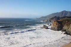 Big Sur Coastline (Shaun McCullough) Tags: bigsur california californiastateroute1 monterey carmel montereycounty pacificocean coastline united states cliffs ocean overlook waves rocks
