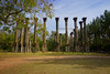 (farenough) Tags: abandoned mississippi ms old rural rurex south decay forgotten memory wander explore plantation mansion river delta farm ruin ruins columns memories architecture history historic site