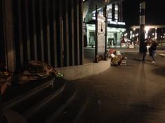 Gare Centrale (Erasmusenflandes) Tags: erasmusbruselas palacio de justicia poelaert chapelle rue haute lepée colline capucins marolles contrastes bruselas bruxelles