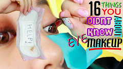 16 THINGS YOU DIDNT KNOW ABOUT EYE MAKEUP (heyitsfeiii) Tags: hacks life beauty how to get rid of blackheads whiteheads pimples acne fast over night pore pores reduce heyitsfeiii itsfeiiiday vlogs bts concert chicago wings tour fangirl kpop funny hair dye gray blue grey green vegan iroiro tt with fei trending testing peptobismol kbeauty korean must know have many layers does this blackhead bottle peeing in public seeing my mom after years