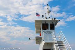Shelter Island North Ferry (love_longisland) Tags: shelterisland longisland ferry ferryboat newyork clouds boat sky
