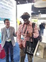 """Egatel presenta nuevos transmisores de alta eficiencia a través de la realidad virtual en el NAB Show de Las Vegas • <a style=""""font-size:0.8em;"""" href=""""http://www.flickr.com/photos/69167211@N03/34153250071/"""" target=""""_blank"""">View on Flickr</a>"""