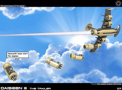 Dai Trailer 07 (messerneogeo) Tags: messerneogeo robot mech mecha daiseen iii lego trailer