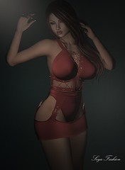 LOOK0170♥  exclusive Kinky Event (Seya fashion♥) Tags: storebento body mesh maitreya mainstore marketplace applier color texture hud secondlife persone ritratto head catwa avatar sensuale store colore poses hair curves skins mina jfdesign kinkyevent