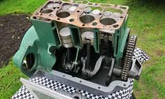 1950 Morris Minor Flathead (Sidevalve) Engine Display (Custom_Cab) Tags: 1950 morris minor car engine motor flathead flat head display cutaway 900cc 900 cc british auto automobile 4 cylinder side valve mm 1948 1949 1951 1952 1953 sidevalve 918cc 918