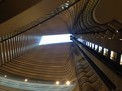 Marriott Marquis, Atlanta Georgia (Deep Fried Kudzu) Tags: marriott marquis atlanta georgia