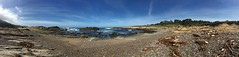 Rock formations on the shoreline/Point Lobos (LOLO Italiana) Tags: rockformations shoreline coastline pointlobos seashore pacificocean panoramas carmel ca nature beautyinnature abstractions