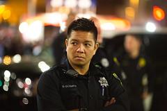 Oakland First Friday Protest (Thomas Hawk) Tags: america artmurmur blacklivesmatter california eastbay firstfriday firstfriday06052015 fuckthecurfew oakland oaklandpd oaklandpolicedepartment usa unitedstates unitedstatesofamerica cops police protest
