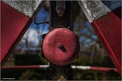 Ring my Bell (geka_photo) Tags: gekaphoto schönberg schönbergerstrand schleswigholstein deutschland museumsbahnhof signal bahnhof eisenbahn
