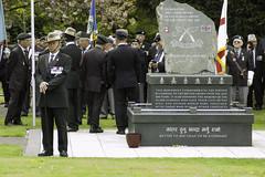 The Gurkha Memorial - Riversley Park, Nuneaton (IAN GARDNER PHOTOGRAPHY) Tags: memorial gurkha nepales british britisharmy nuneaton monument military army