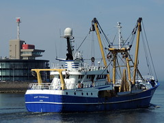 UK 95 - AART MAASKANT (Dutch shipspotter) Tags: fishery fishingvessels