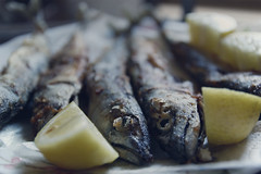 FRIED FISH (zcd27) Tags: food fish cooking dinner canon lemon fried tamron1750 canon550d